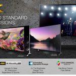تلویزیون سونی ۳ بعدی فورکا مدل ۵۵X8500B با صفحه نمایش ۵۵ اینچ-SONY 3D 4K TV 55X8500B SERIES