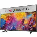 تلویزیون الجی ۶۵اینچ هوشمند۲۰۱۶ کیفیت تصویر  ۴K  ULtra HD